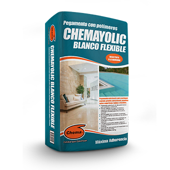 Chemayolic Blanco Flexible